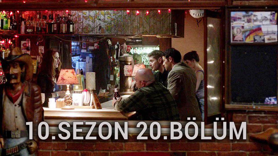 Supernatural 10.Sezon 20.Bölüm
