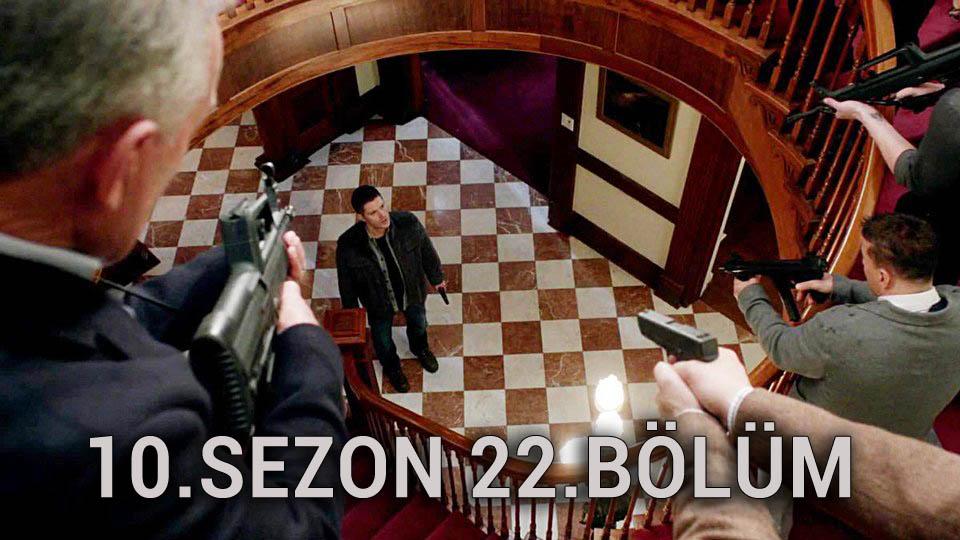Supernatural 10.Sezon 22.Bölüm