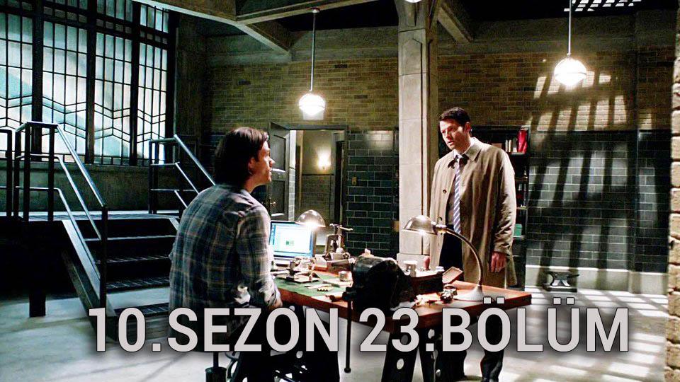 Supernatural 10.Sezon 23.Bölüm