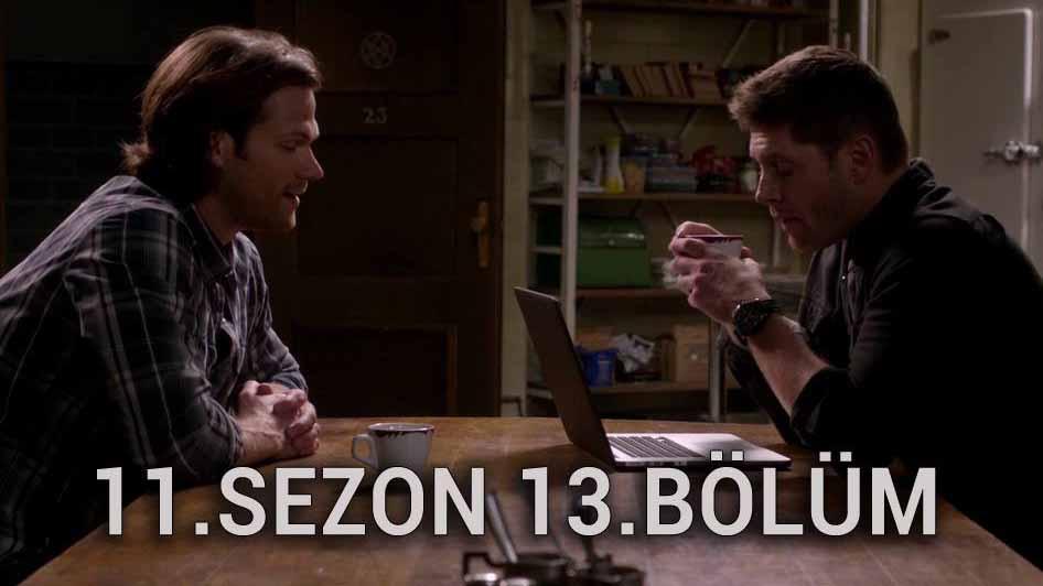 Supernatural 11.Sezon 13.Bölüm