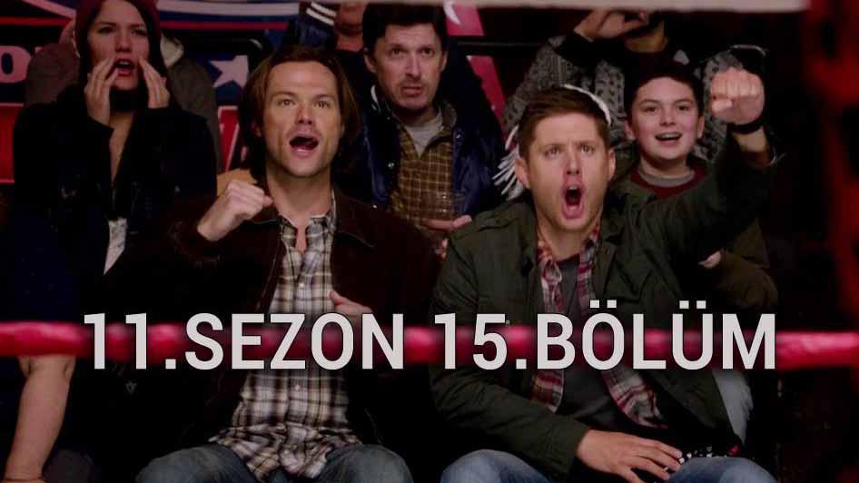 Supernatural 11.Sezon 15.Bölüm