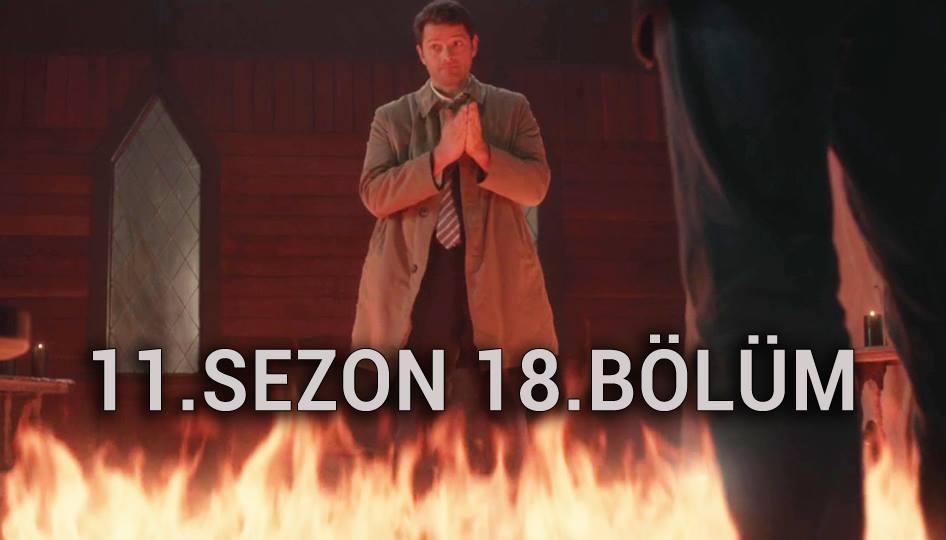 Supernatural 11.Sezon 18.Bölüm