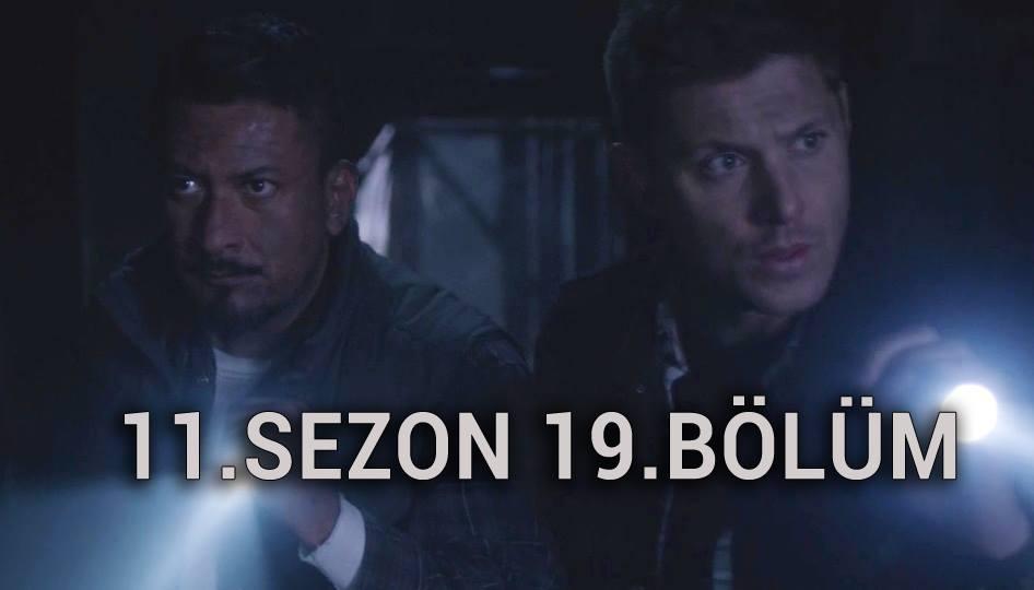 Supernatural 11.Sezon 19.Bölüm