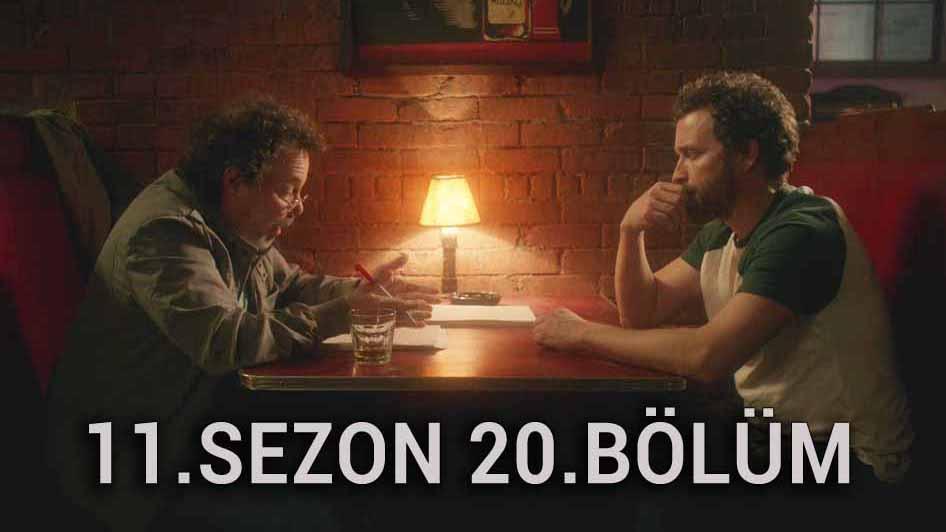 Supernatural 11.Sezon 20.Bölüm