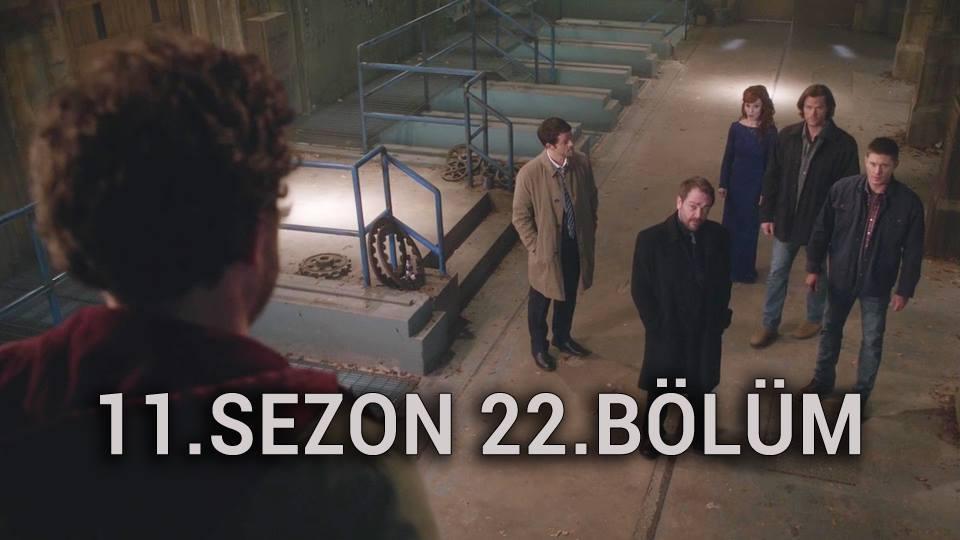 Supernatural 11.Sezon 22.Bölüm