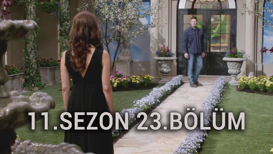Supernatural 11.Sezon 23.Bölüm