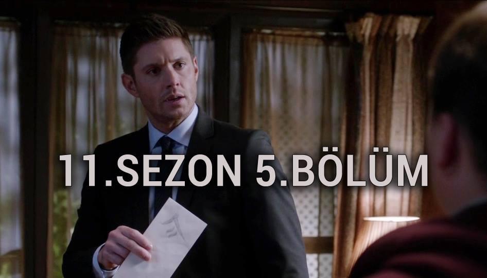 Supernatural 11.Sezon 5.Bölüm