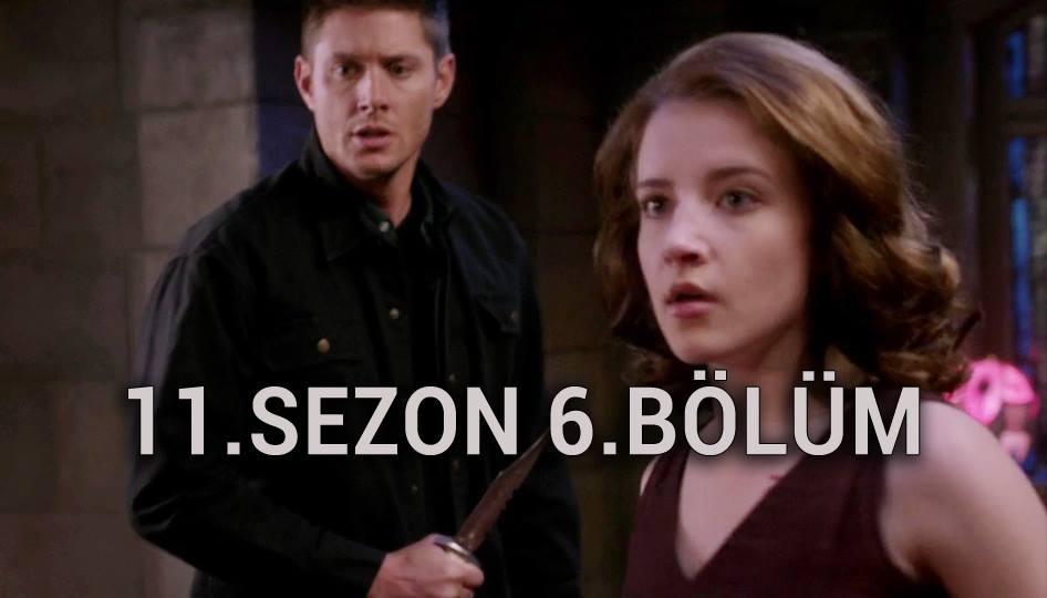 Supernatural 11.Sezon 6.Bölüm
