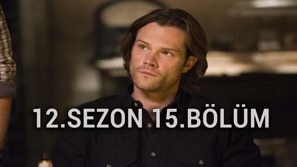 Supernatural 12.Sezon 15.Bölüm