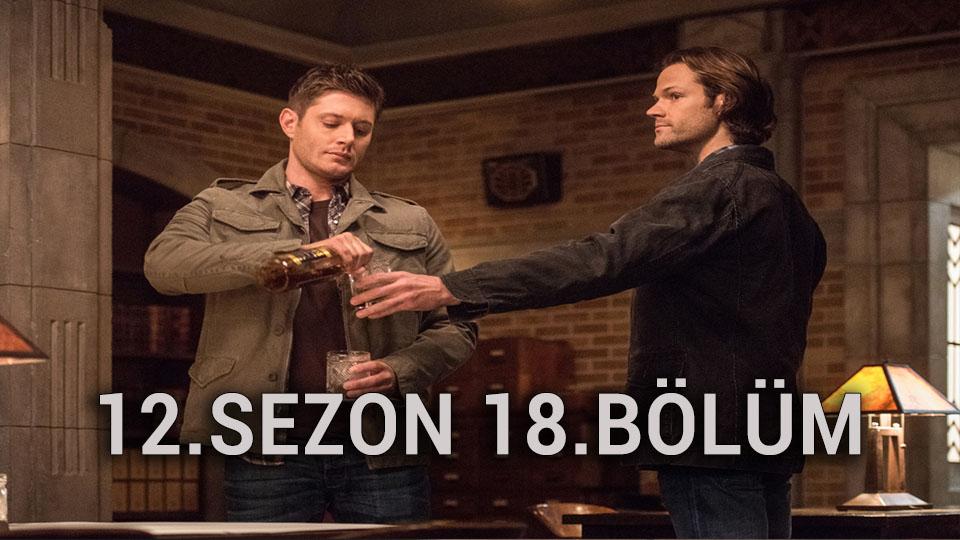 Supernatural 12.Sezon 18.Bölüm