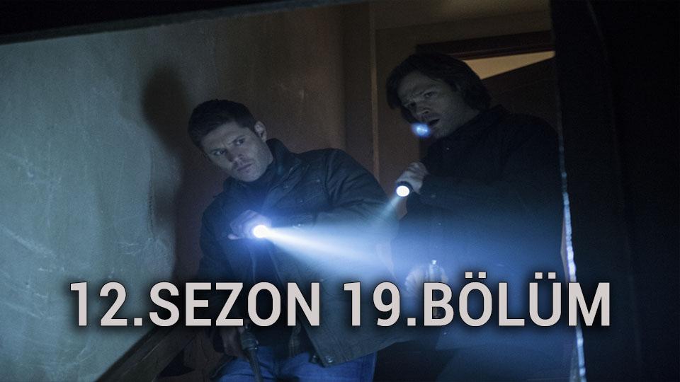 Supernatural 12.Sezon 19.Bölüm