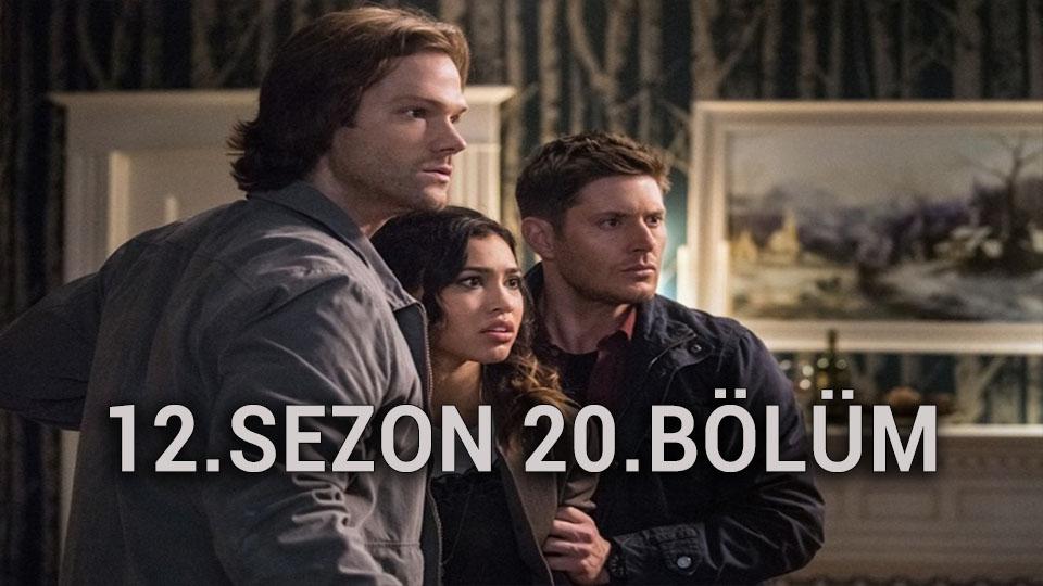 Supernatural 12.Sezon 20.Bölüm