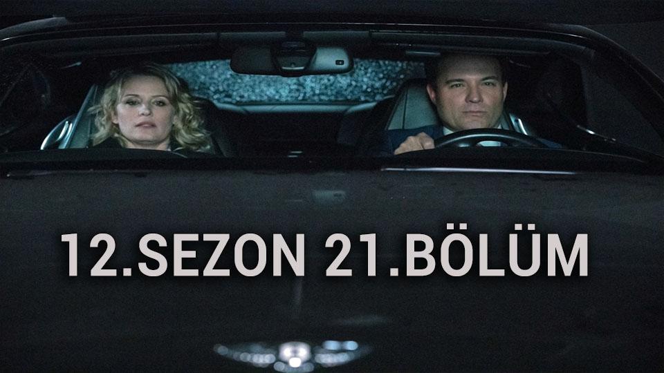 Supernatural 12.Sezon 21.Bölüm