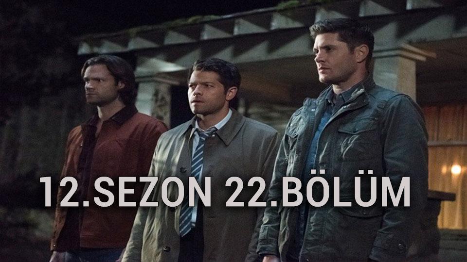Supernatural 12.Sezon 22.Bölüm