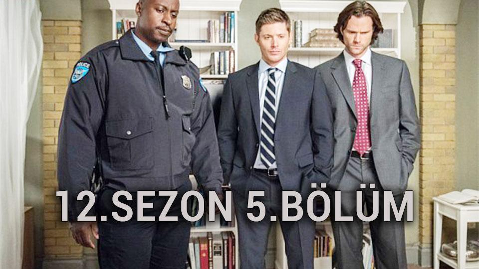 Supernatural 12.Sezon 5.Bölüm