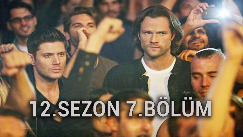 Supernatural 12.Sezon 7.Bölüm