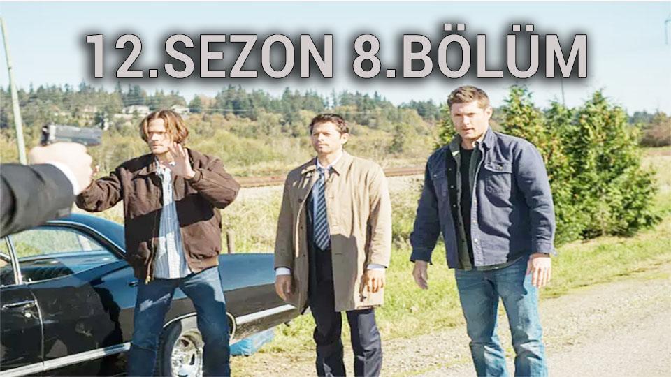 Supernatural 12.Sezon 8.Bölüm