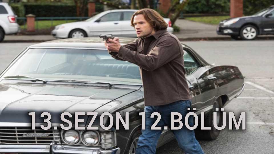 Supernatural 13.Sezon 12.Bölüm