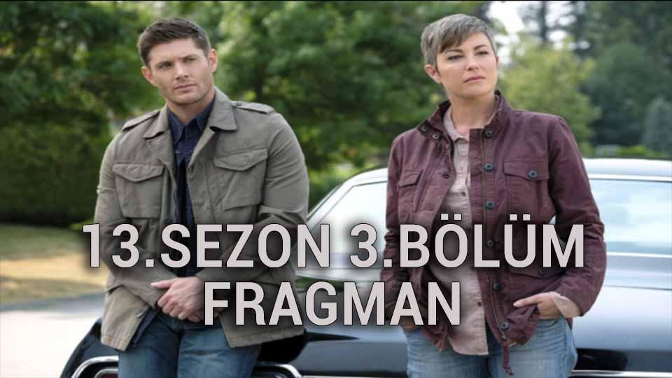 Supernatural 13.Sezon 3.Bölüm