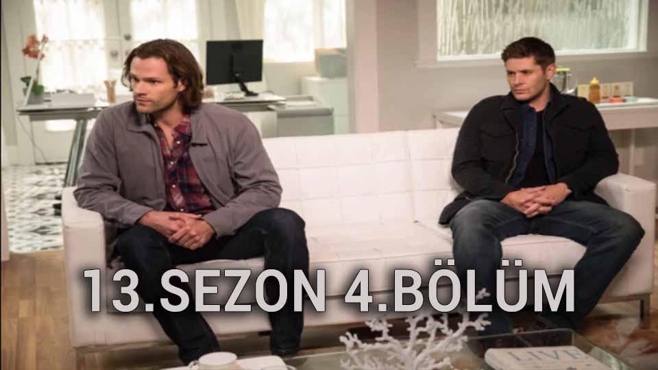 Supernatural 13.Sezon 4.Bölüm