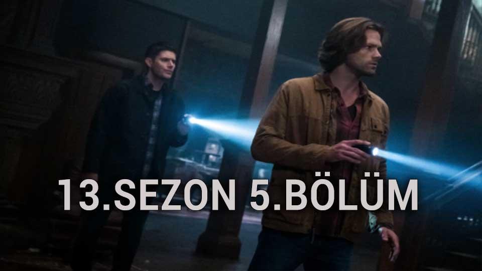 Supernatural 13.Sezon 5.Bölüm