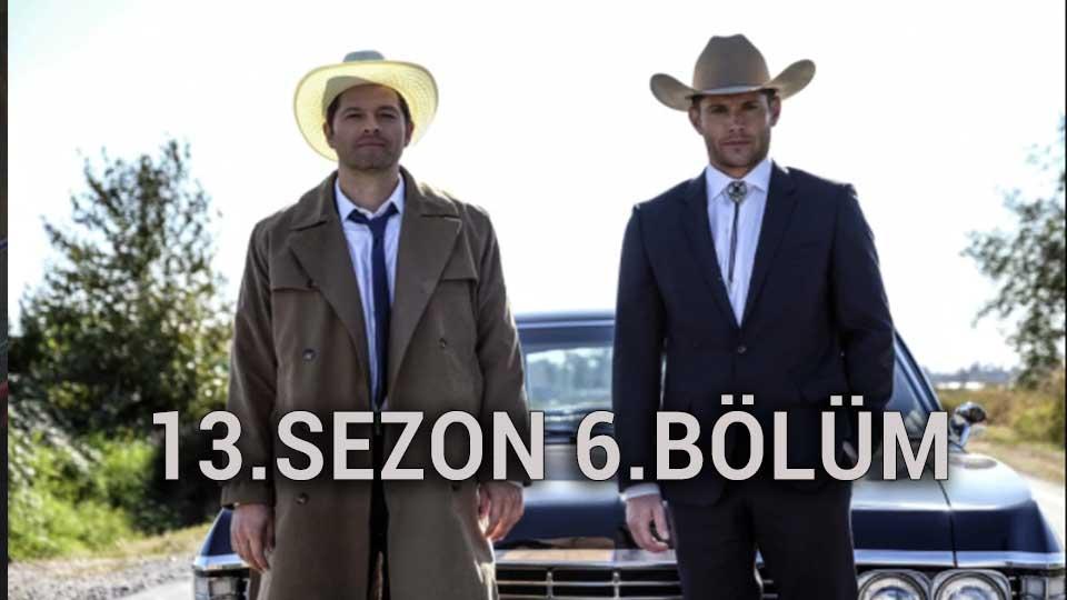 Supernatural 13.Sezon 6.Bölüm