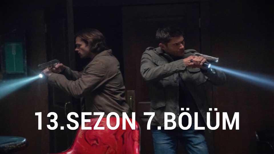 Supernatural 13.Sezon 7.Bölüm