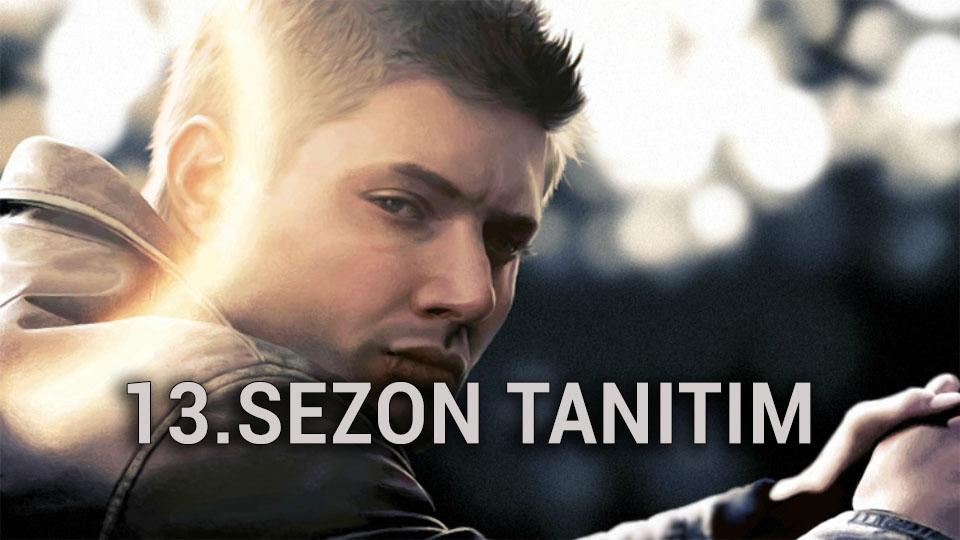 Supernatural 13.Sezon 1.Bölüm