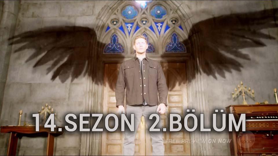 Supernatural 14.Sezon 2.Bölüm